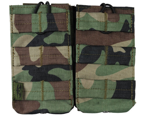 Valken Tactical Airsoft Magazine Pouch - M4/M16 Double