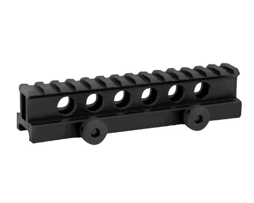 "Valken Tactical Airsoft Part #73971 - Riser Mount 1"" - 14 Slots"