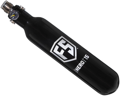First Strike Compressed Air Tank - Hero 2 Carbon Fiber - Half Pint 15/4500
