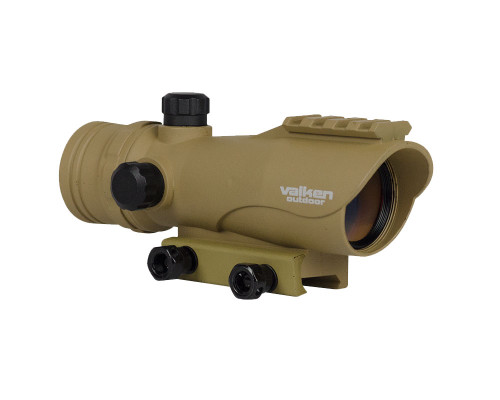 Valken Red Dot Sight - Tan (73865)