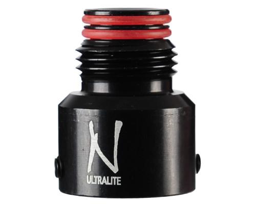 Ninja Paintball Bonnet For Tank Regulators - Aluminum (Ball Valve)