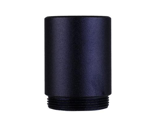 Kingman Spyder VS1 Replacement Part #FND015 - Feed Neck (Matte Blue)