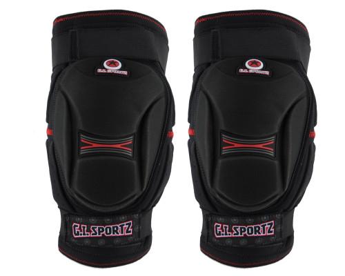 GI Sportz Padded Knee Protection