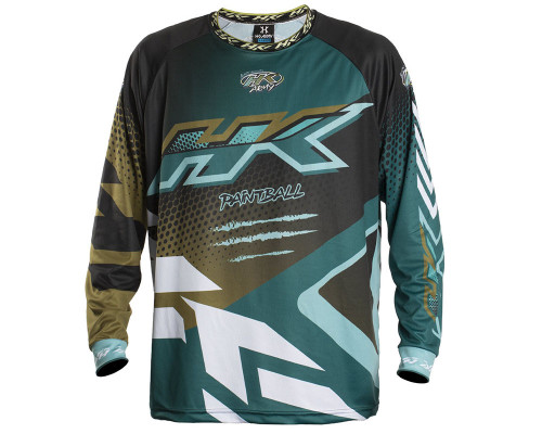 HK Army Retro Paintball Jersey - Edge