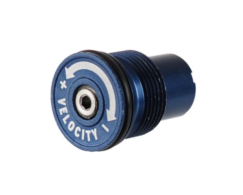 Empire Mini GS Replacement Part #72844 - Bolt Cap w/ Insert - Dust Blue