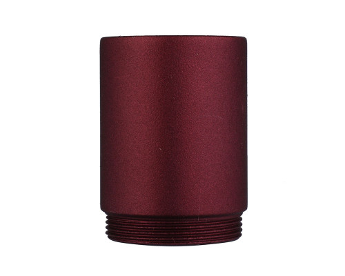 Kingman Spyder Pilot Replacement Part #FND027 - Feed Neck (Matte Red)