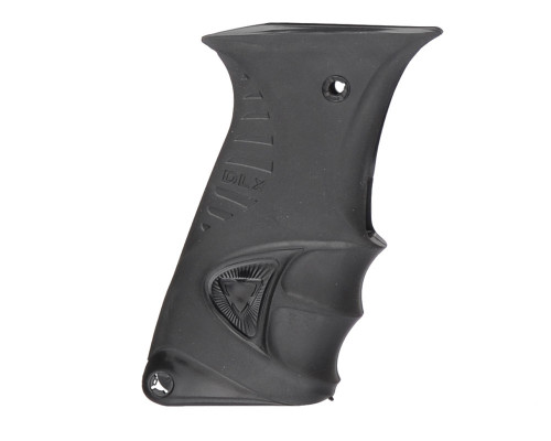 DLX Luxe Ice Replacement Part #LUX116 - Rubber Grips - Black