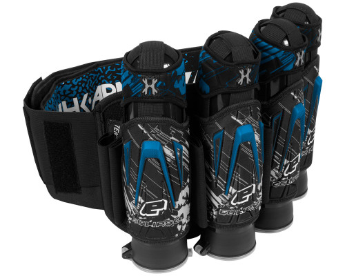 Planet Eclipse HK Army Zero G Pod Pack/Harness (4+3) - Rain