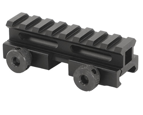 "Valken Tactical Airsoft Part #80528 - Riser Mount 3/4"" - 8 Slot"