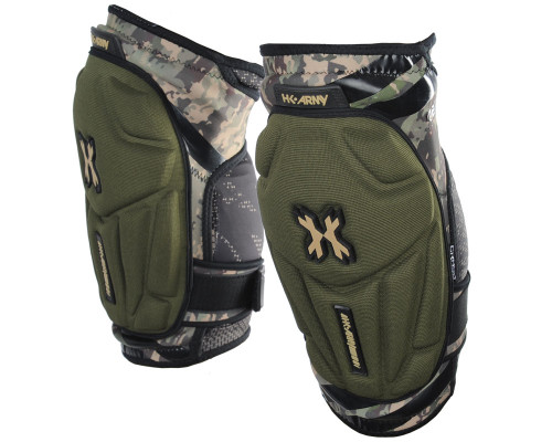 Hk Army Crash Knee Pads - HSTL Camo