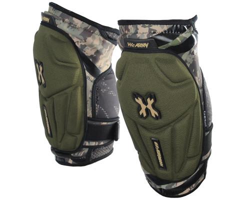 Hk Army Crash Knee Pads - HSTL Camo