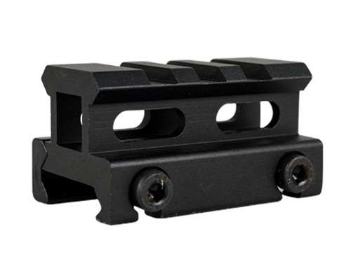"Valken Tactical Airsoft Part #80542 - Mini Riser 3/4"" - 3 Slot"
