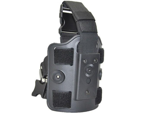 First Strike/Tiberius Arms Pistol Holster - Drop Leg Rig