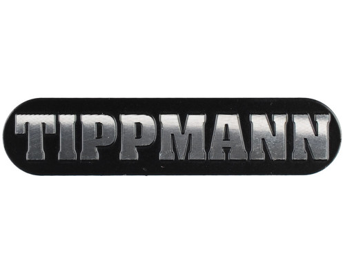 Tippmann Stryker Replacement Part #74344 - Logo Placard w/ Tape