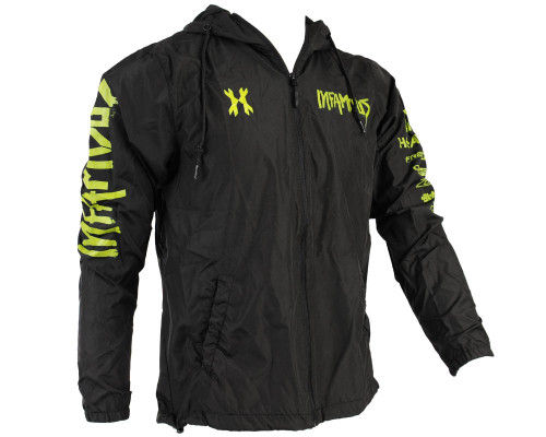 HK Army Men's Windbreaker Jacket - Infamous