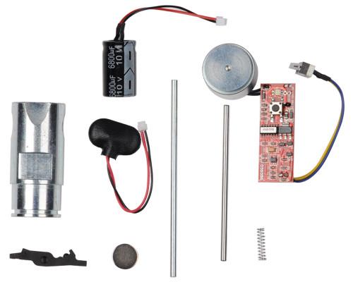 Tippmann 98 Custom & Alpha Black E-Trigger Upgrade Kit For NON-ACT Models (T202038)