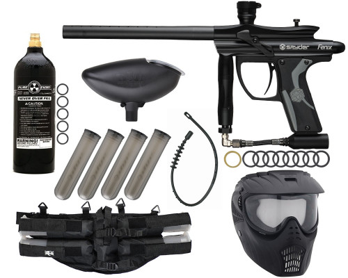 Rookie Gun Package Kit - Kingman Fenix