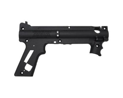 Tippmann 98 Replacement Part #TA02075 - Black Nickel AC Receiver - Right Rear