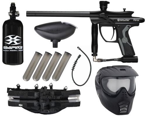 Kingman Gun Package Kit - Spyder Fenix - Super