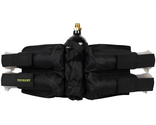Tippmann Paintball Harness - 4+1 Horizontal