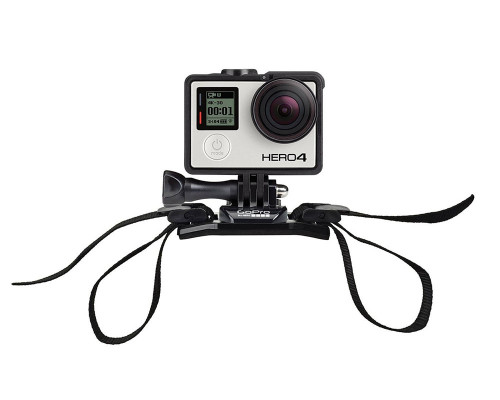 GoPro Accessory - Vented Helmet Strap Mount - Part #GVHS30