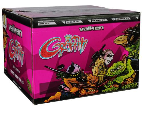 Valken Graffitti Paintballs - 500 Count