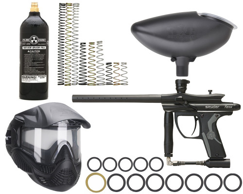 Kingman Gun Package Kit - Spyder Fenix - Vision