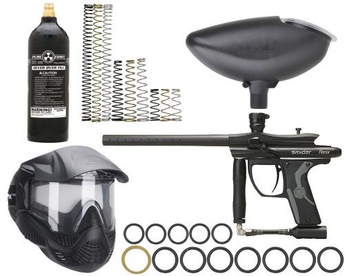 Kingman Gun Package Kit - Spyder Fenix - Vision