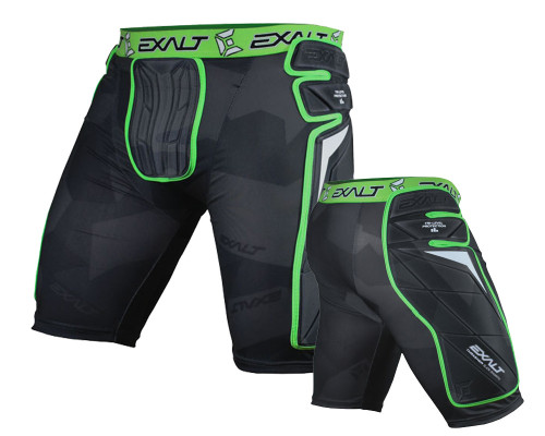 Exalt Thrasher Padded Slide Protection Shorts