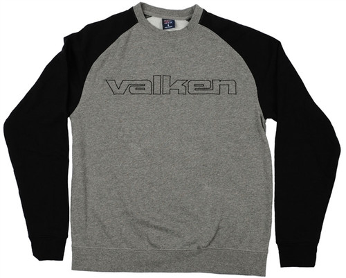 Valken Crewneck Sweatshirt - Embroidered