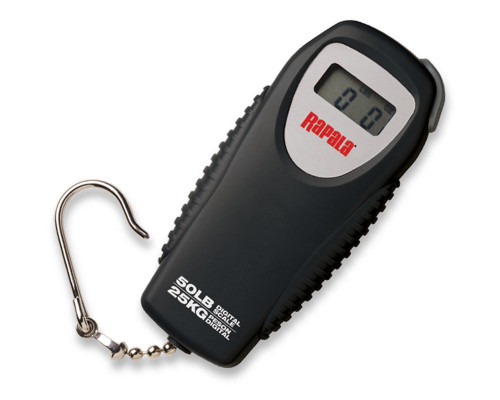 Rapala Weight Scale For Tanks - 50lb Mini Digital