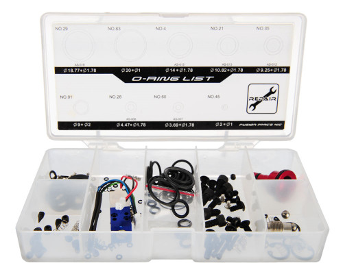 Dangerous Power Complete Parts Kit - Fusion F8