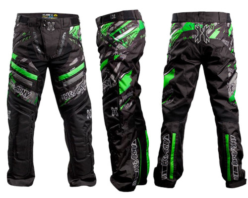 HK Army Pro Hardline Paintball Pants Electric