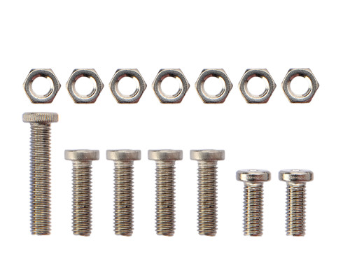 Lapco Stainless Steel Hardware Kit For Tippmann TiPX Pistols