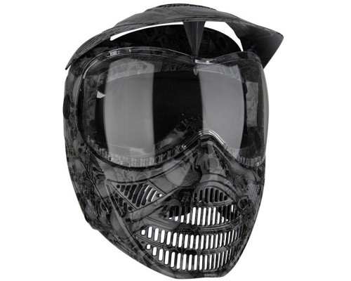 Tippmann Valor FX Paintball Mask - Skull (T295014)