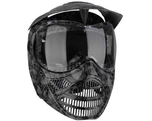 Tippmann Valor FX Paintball Mask - Skull (T295014)