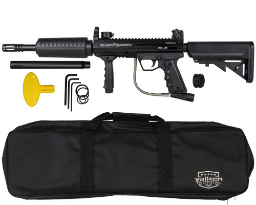 Valken V-Tac Blackhawk SW-1 Tactical Paintball Marker - FOXTROT SERIES