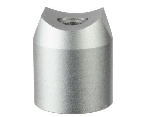 Kingman Spyder Replacement Part #VRT045 - Vertical Adapter (Silver Grey)