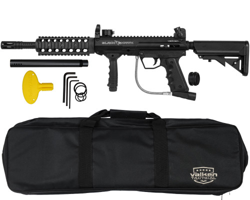 Valken V-Tac Blackhawk SW-1 Tactical Paintball Marker - WHISKEY SERIES