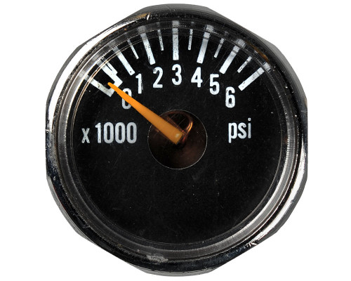 ANS Replacement Tank Gauge - 6000 PSI