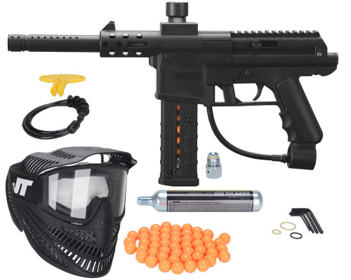 JT Ready To Play Paintball Gun Kit - DL9