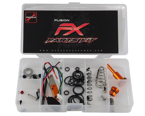 Dangerous Power Complete Parts Kit - Fusion FX