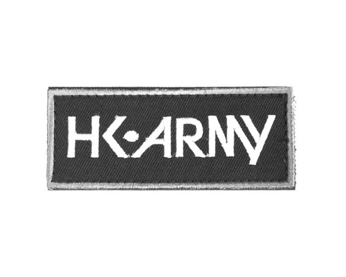 HK Army Velcro Patch