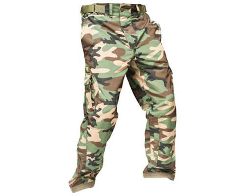 Valken V-TAC Echo Paintball Pants - Woodland