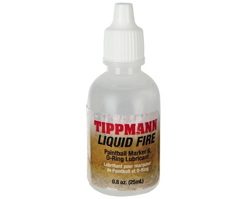 Tippmann Liquid Fire Oil Lubricant - 8 oz (43335)