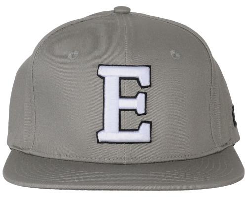 Exalt Paintball Flex Fit Hat - Concrete