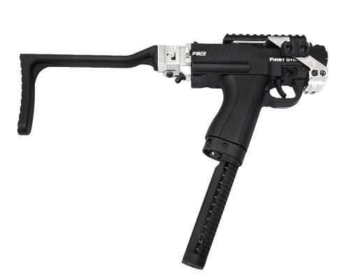 First Strike Folding Stock w/ Remote Air Adapter For First Strike FSC Pistols