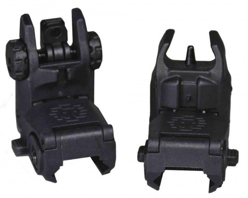 Tippmann Universal Front & Rear Flip Up Sights (T299039)