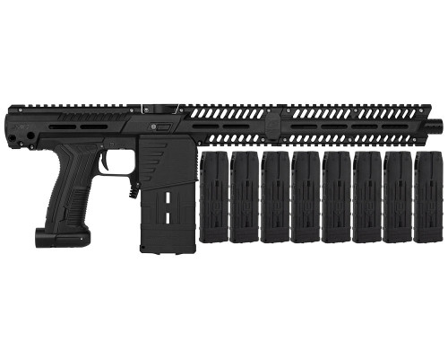 Planet Eclipse Mag Fed EMEK MG100 (PAL ENABLED) w/ 8 Additional (20 Round) Magazines