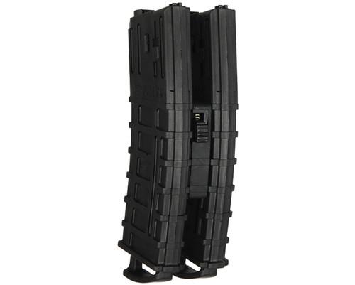 Tippmann TMC 25 Round Magazines - .50 Caliber 2 Pack w/ Coupler (16453) - Black
